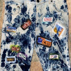 Jean shorts men